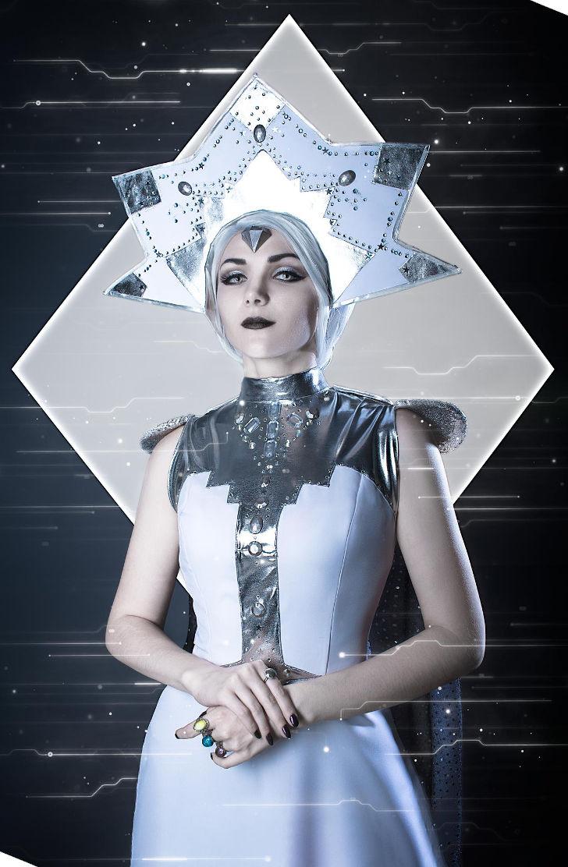 White Diamond from Steven Universe