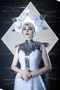 White Diamond from Steven Universe