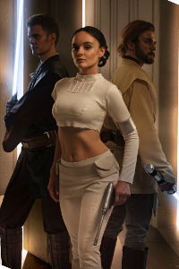 Padme Amidala from Attack of the Clones