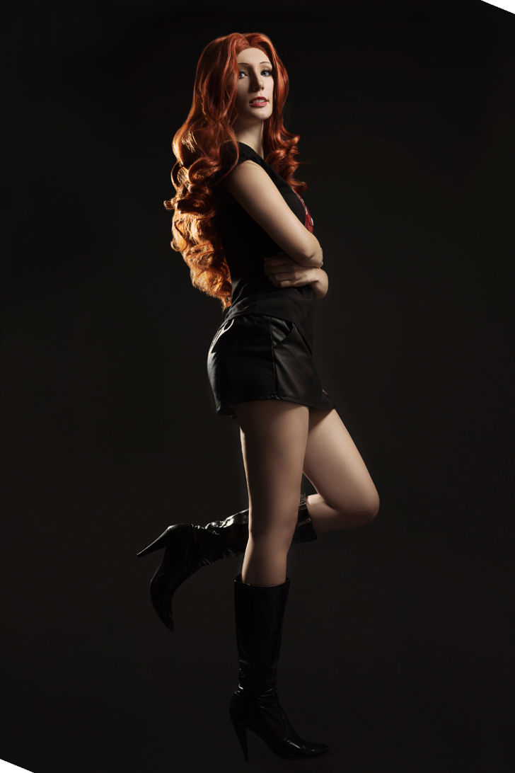 Mary Jane Watson from Spider-Man