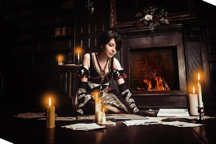 Fringilla Vigo from The Witcher 3