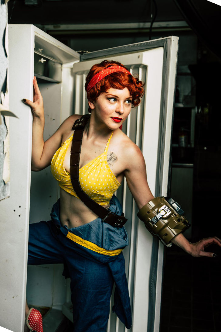 Vaultgirl from Fallout 3