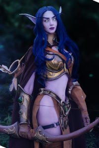 Shandris Feathermoon from World of Warcraft