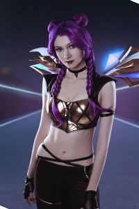 Kaisa from League of Legends