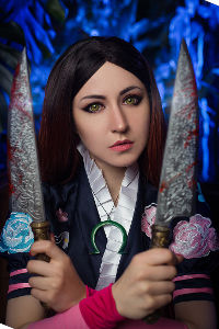 Alice Liddell from Alice: Madness Returns