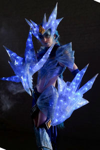 Shyvana Ice Drake from League of Legends