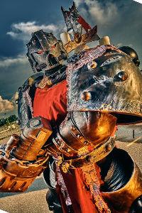Merek Grimaldus from Warhammer 40,000