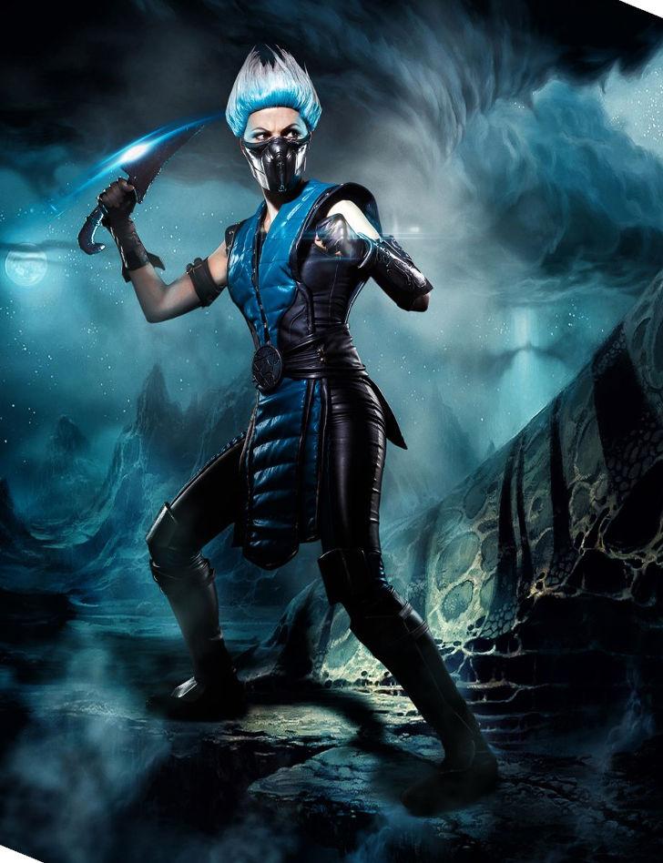 Frost from Mortal Kombat X