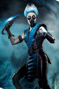 Frost from Mortal Kombat X