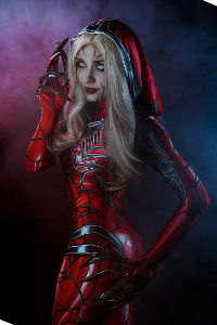 Fem Carnage from Spider-Man