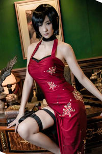 Ada Wong from Resident Evil