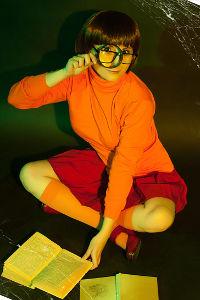 Velma Dinkley from Scooby-Doo