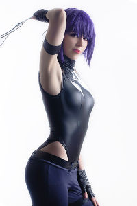 Motoko Kusanagi from Ghost in the Shell: SAC_2045