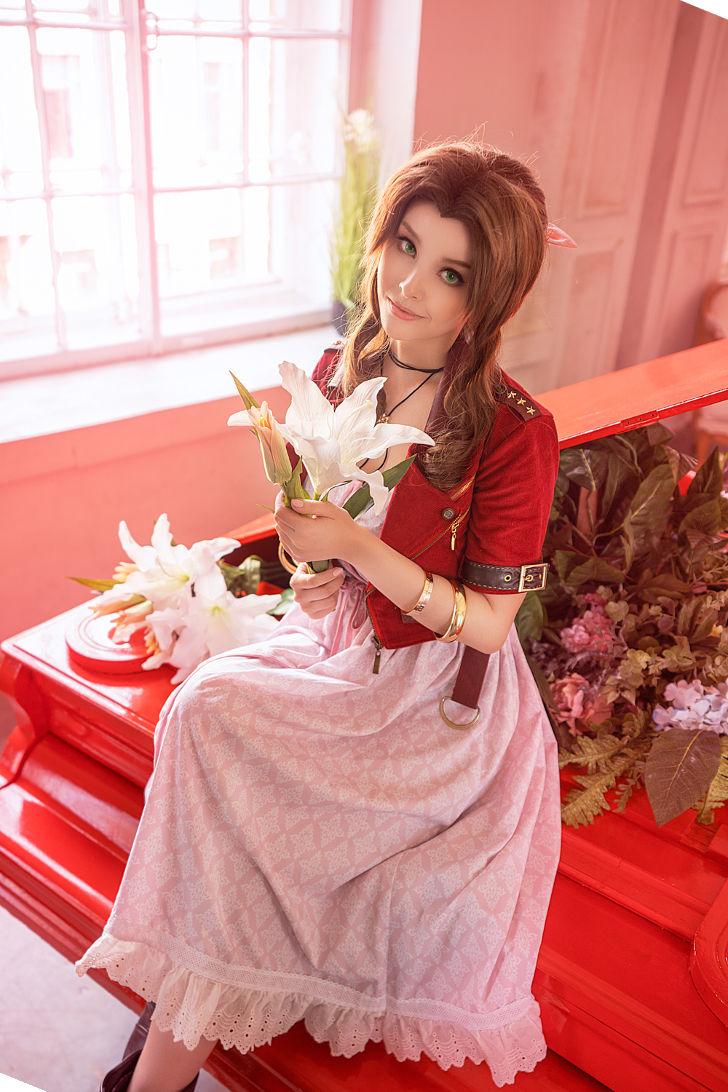 Aerith Gainsborough from Final Fantasy 7