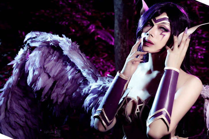 Morgana from League of Legends