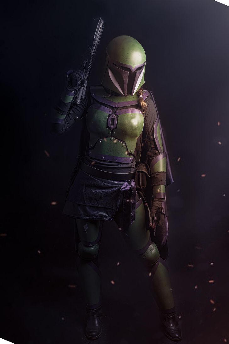Mandalorian from Clone Wars