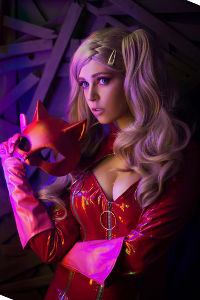 Ann Takamaki (Panther) from Persona 5