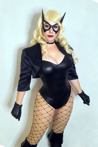 Black Canary from Batman and Robin