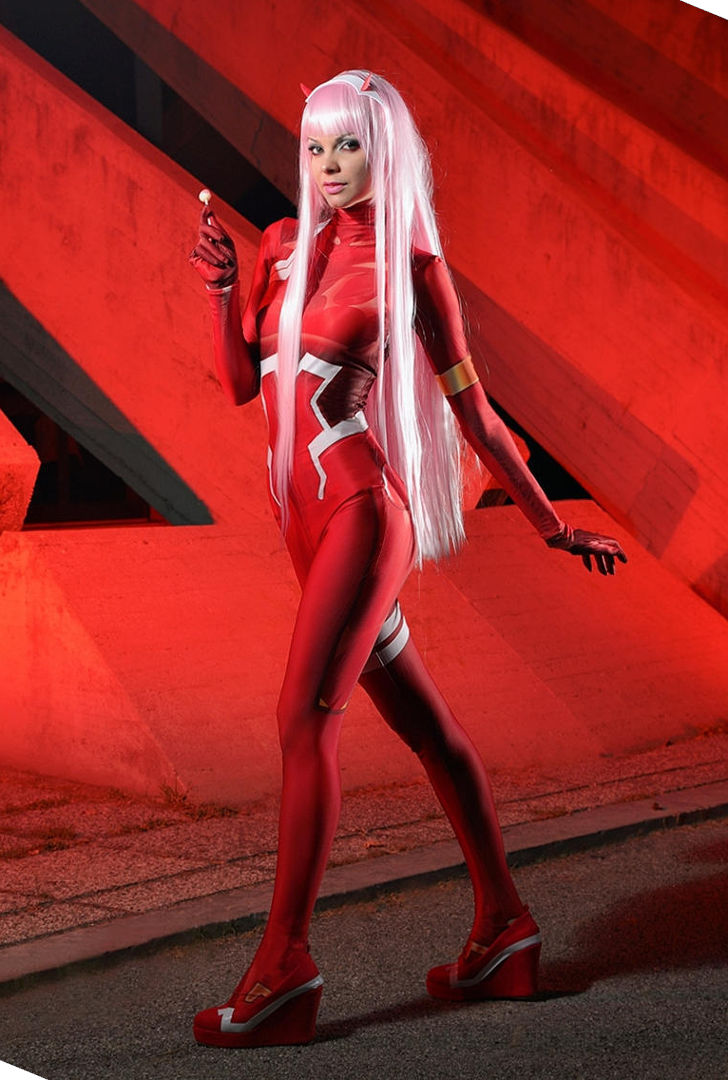 Zero Two from Darling in the FranXX