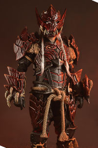 Odogaron Armor from Monster Hunter