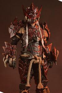 Odogaron Armor from Monster Hunter