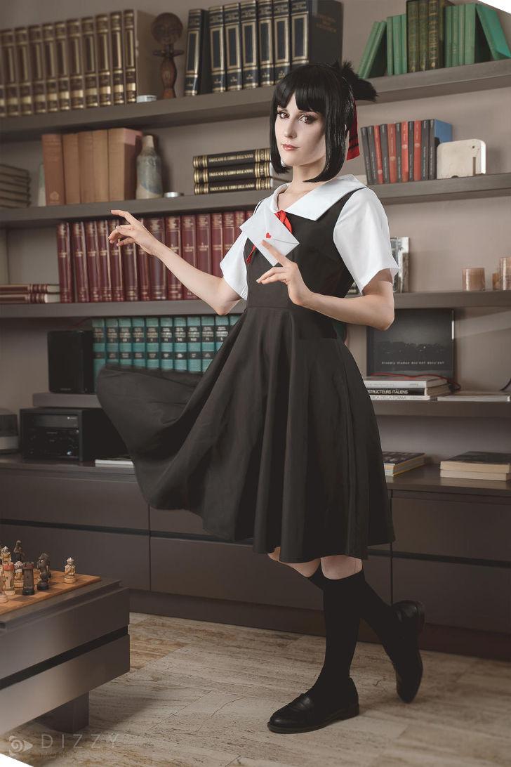 Kaguya Shinomiya from Kaguya-sama: Love is War