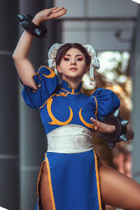 Chun Li from Street Fighter