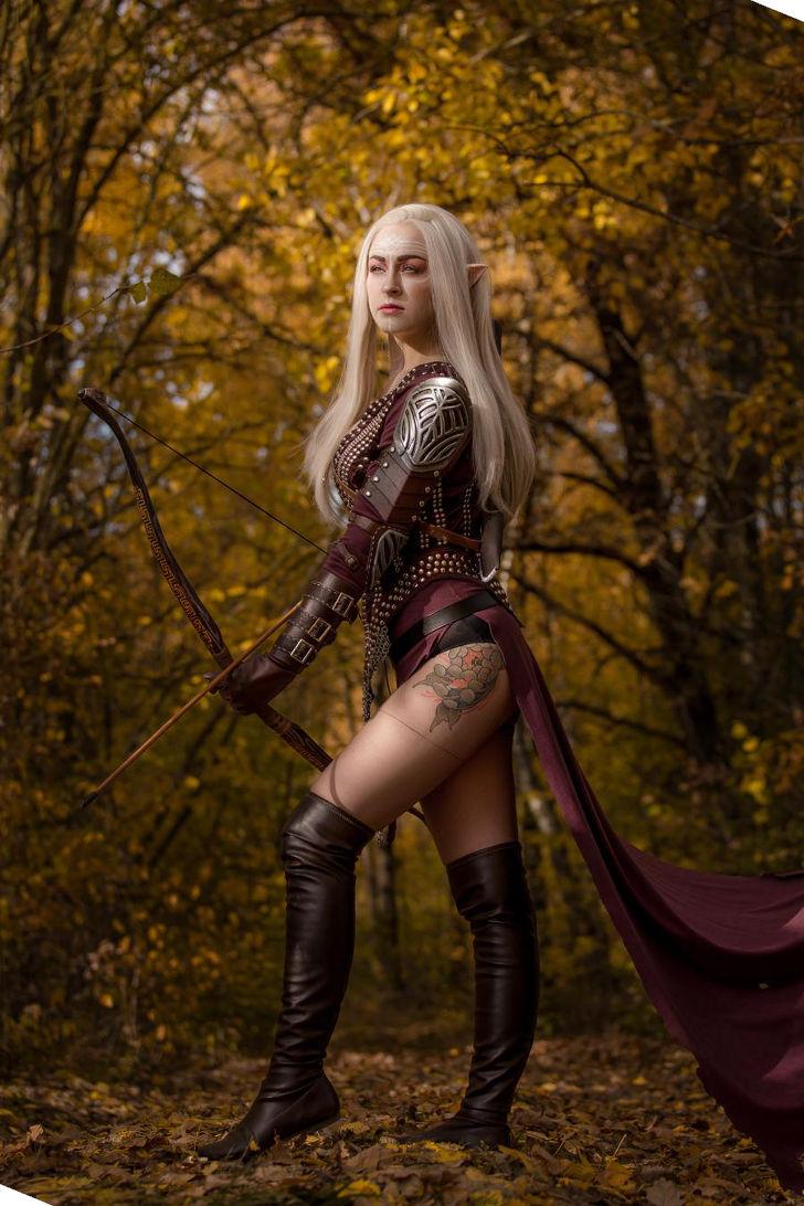 Dalish Elf from Dragon Age