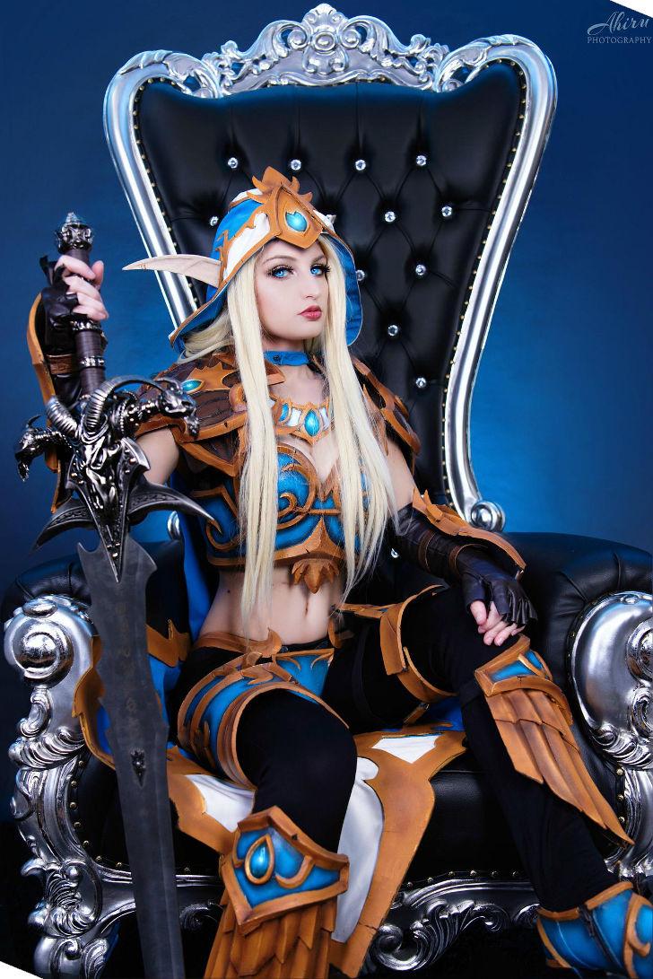 Ranger General Sylvanas Windrunner from World of Warcraft