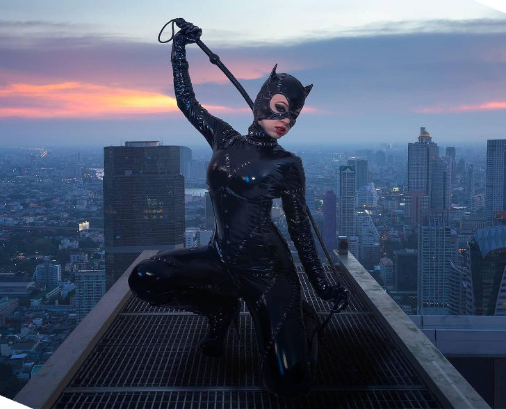 Catwoman from Batman Returns