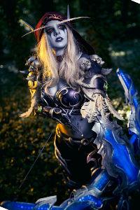 Sylvanas Windrunner from World of Warcraft