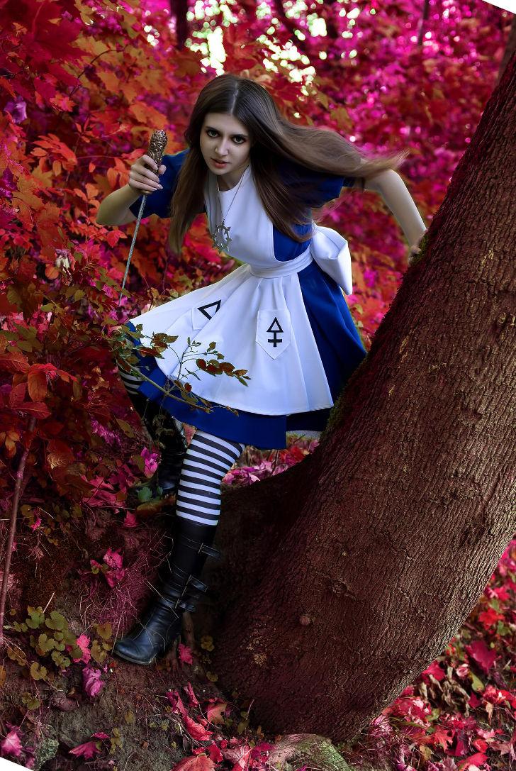 Alice Liddell from Alice: Asylum