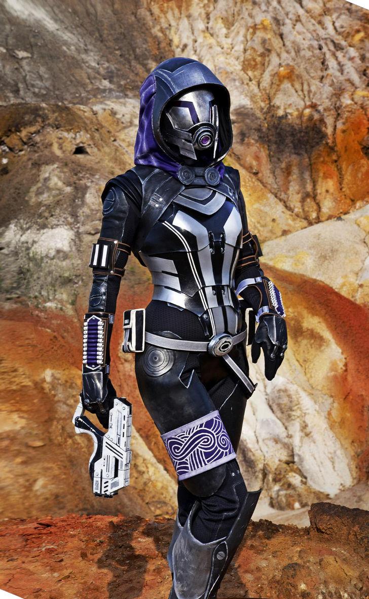 Tali'Zorah nar Rayya from Mass Effect