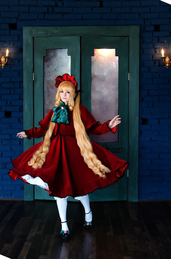 Shinku from Rozen Maiden