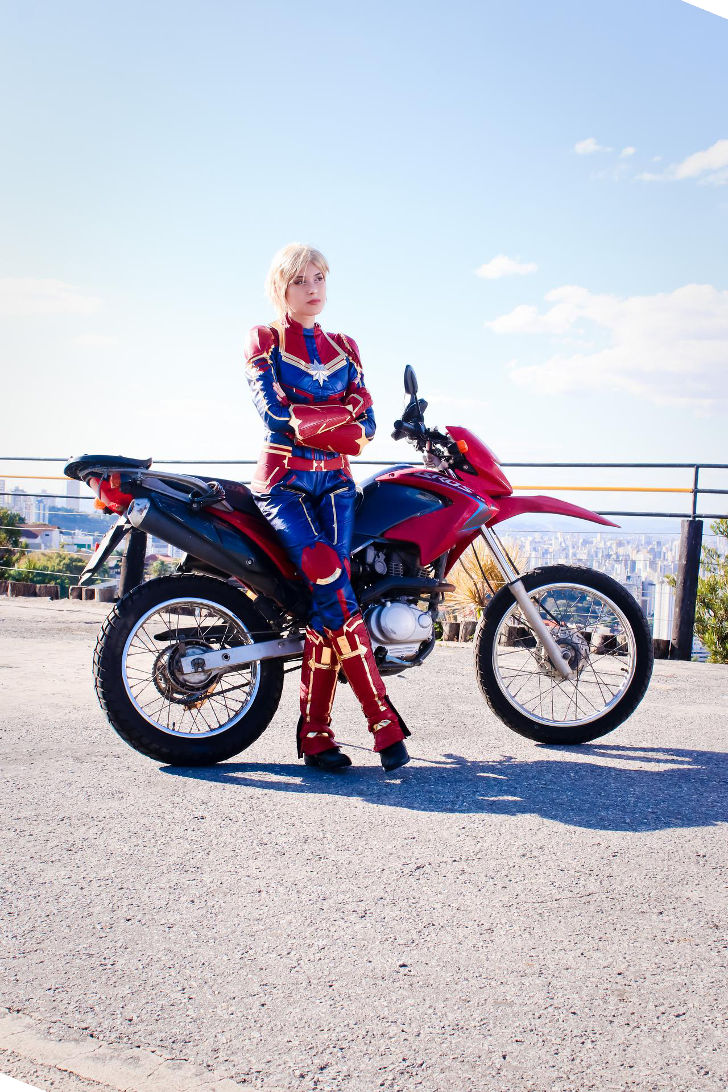 Captain Marvel / Carol Danvers from Captain Marvel