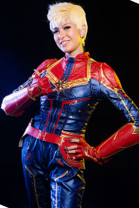 Carol Danvers from Captain Marvel