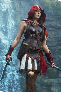 Kassandra from Assassin's Creed Odyssey