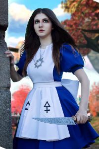 Alice Liddell from Alice: Asylum