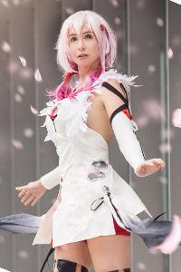Inori Yuzuriha from Guilty Crown