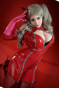 Ann Takamaki Phantom Thief from Persona 5