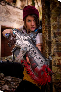 Kait Diaz from Gears of War