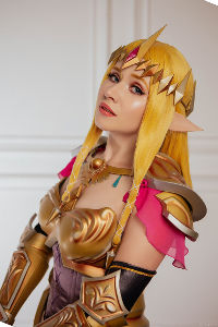 Princess Zelda from The Legend of Zelda