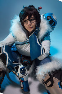 Mei-Ling Zhou from Overwatch