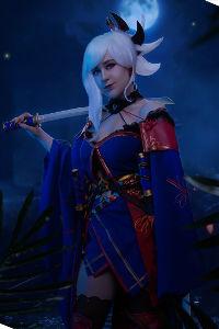 Musashi Miyamoto from Fate/Grand Order