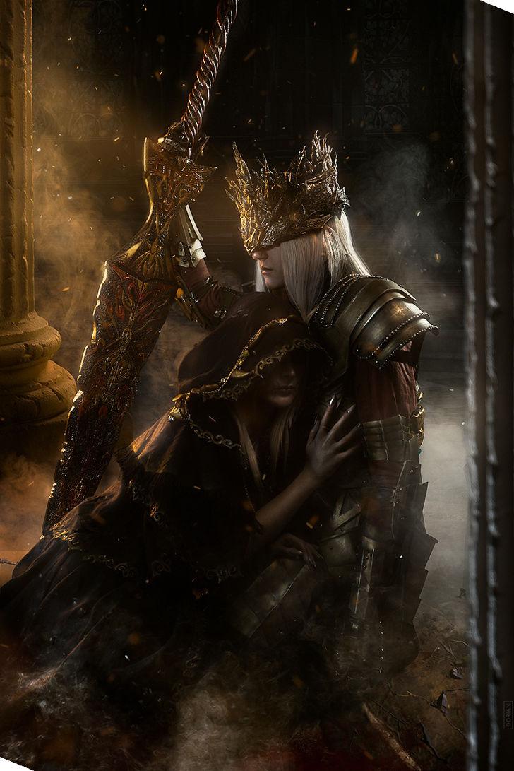 Lorian & Lothric from Dark Souls III