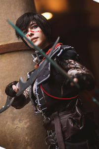 Rogue Marian Hawke from Dragon Age II