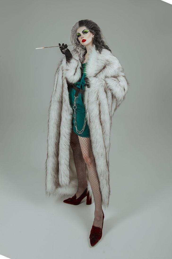 Cruella de Vil from 101 Dalmations