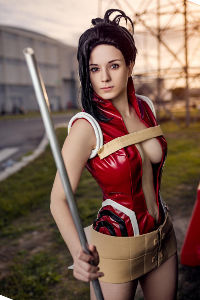 Yaoyorozu Momo from My Hero Academia