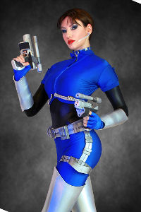 Joanna Dark from Perfect Dark