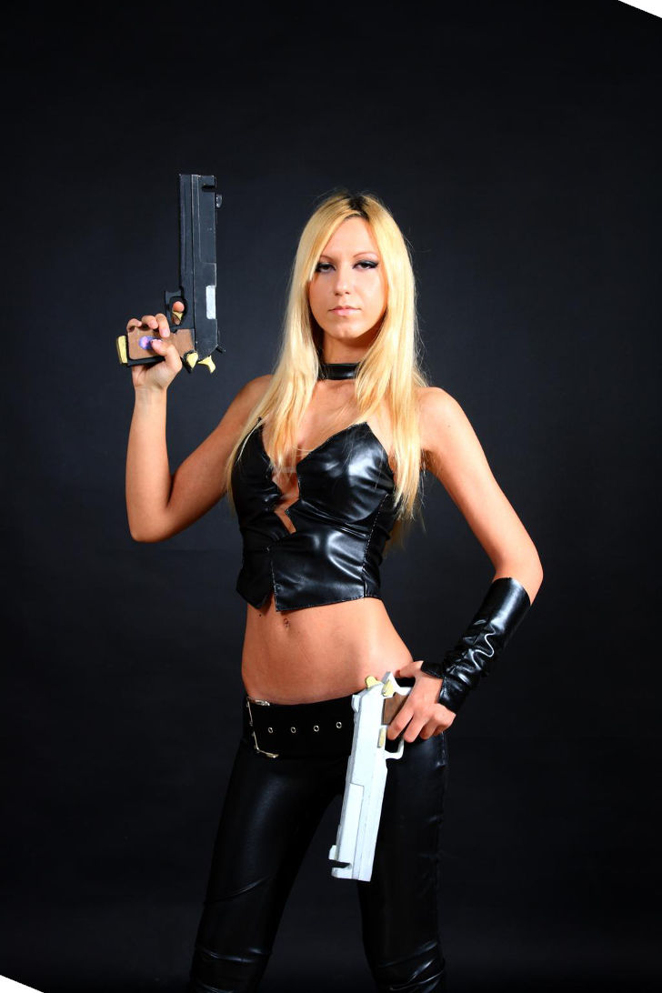 Trish from Devil May Cry